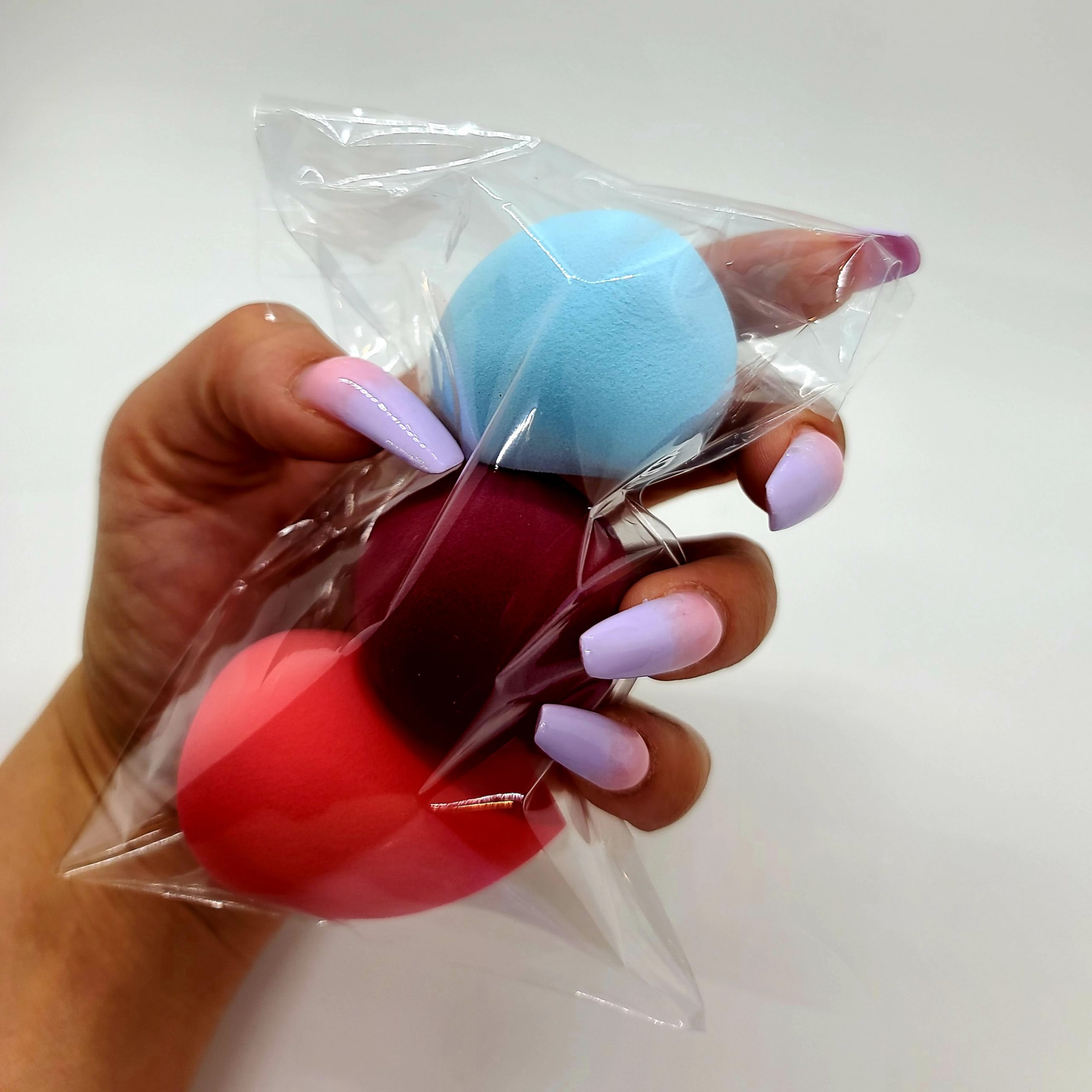 Beauty Blender Value 3 Pack – Assorted Colors – Sask Beauty Supply