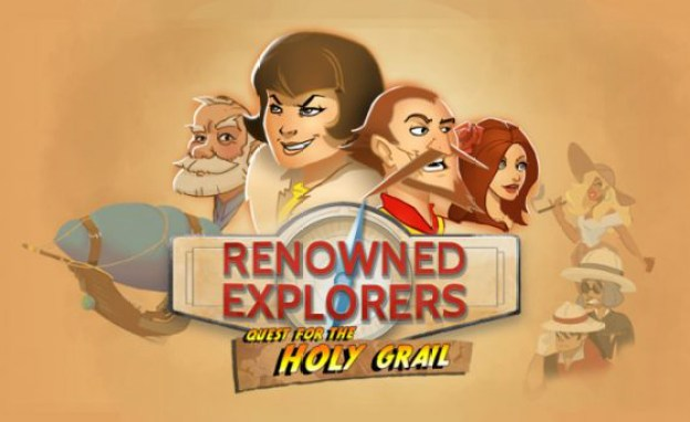 renowed explorers quest for the holy grail