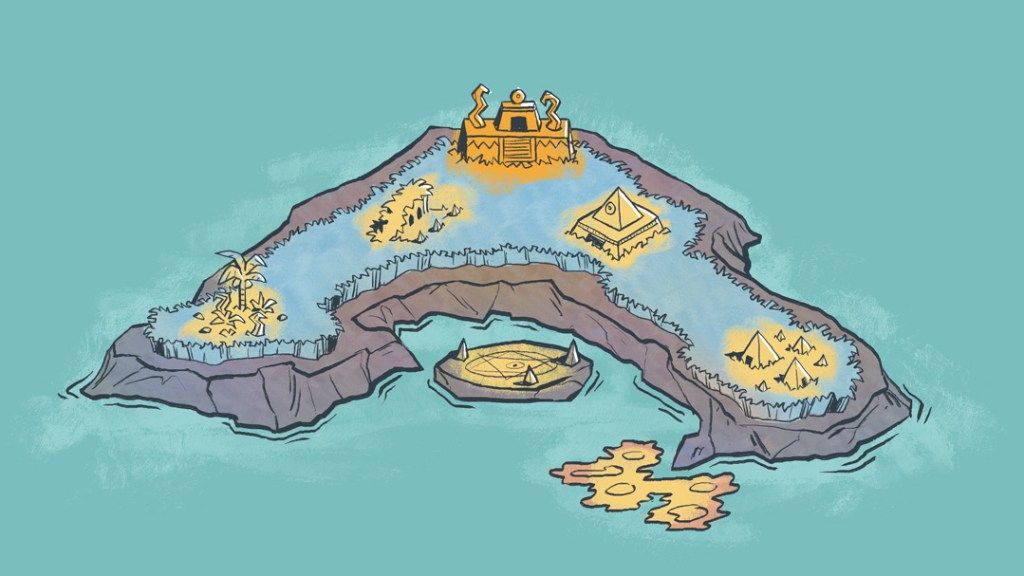 godhood demon island