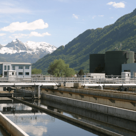 Understanding Water Treatment + Wastewater Treatment