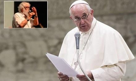 Leonardo Boff: Papa Francisco não tinha motivo para vir ao Brasil apoiar 'golpista'