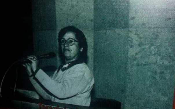Nota de pesar pelo falecimento da ex-vereadora Teresinha Martins