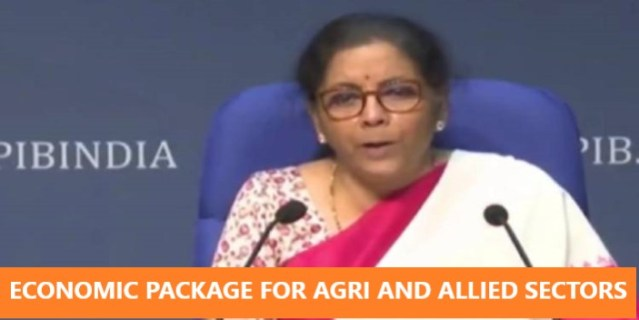 PHASE-3: ECONOMIC PACKAGE FOR AGRI AND ALLIED SECTORS