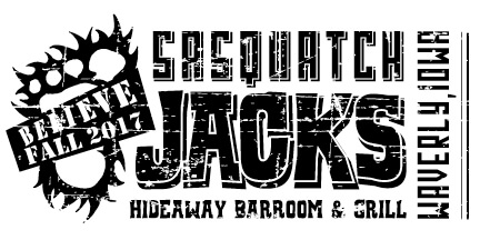 Sasquatch Jacks, Hideaway Barroom and Grill