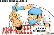 14/04/2000 - Nasce o primeiro filho do jogador Ronaldo.