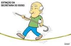 06/01/2001 - Extinção da secretaria do idoso.