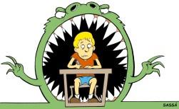 07/01/2001 - O monstro do vestibular.