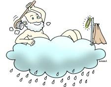 Registro de muitas chuvas em londrina e região.