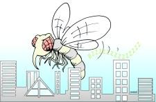 Dengue continua a ameaçar a cidade.