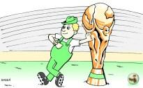 Alemanha garante a primeira vaga na final.