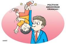 Politicos sendo políticos.