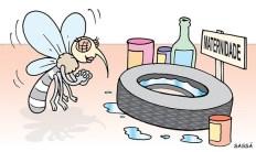 30 Janeiro Focos de dengue preocupam os londrinenses.