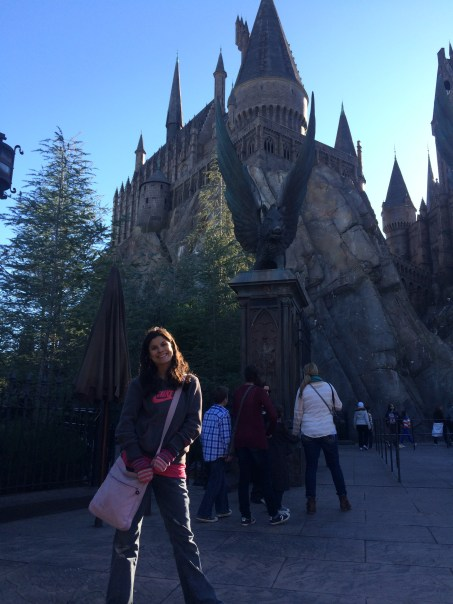 Hogwarts no Island of Adventure da Universal