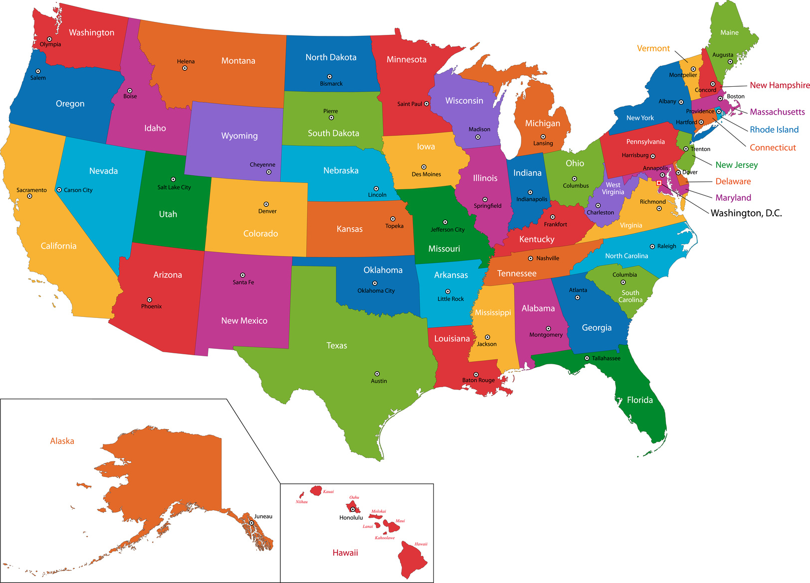Most Dangerous States In The United States In According To The Fbi Pgcps Mess