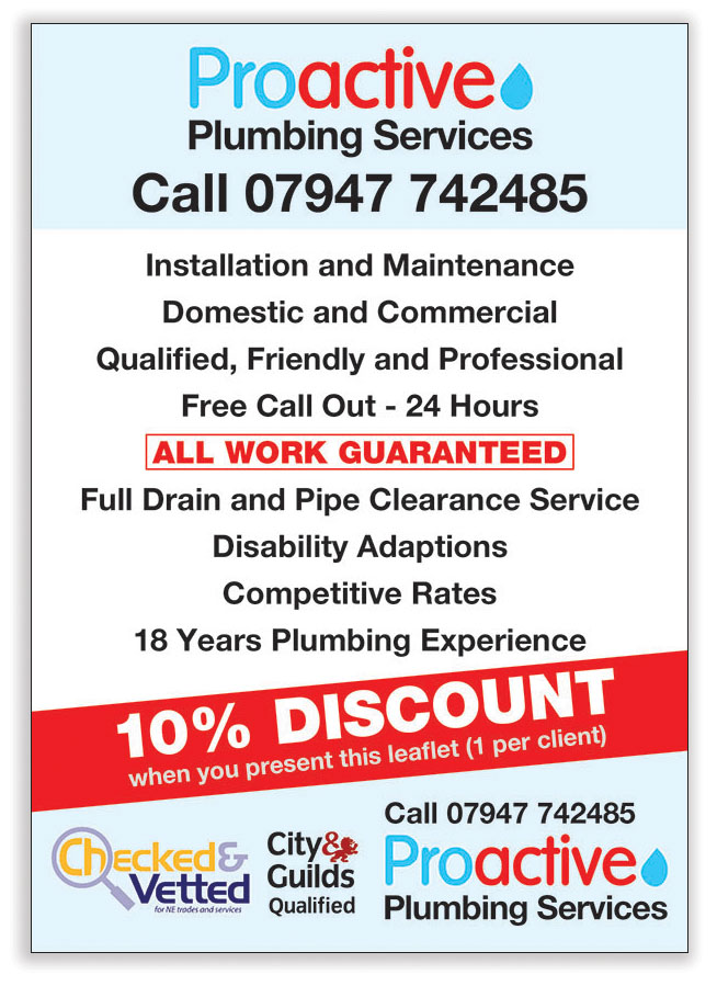 Proactive Plumbing Services