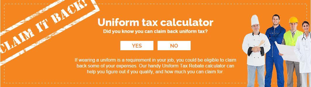 Uniform Tax Calculator