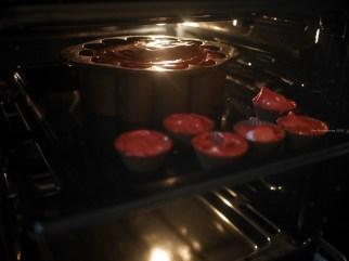 Baking it. #cookingwithahnita Ahn Bustamante