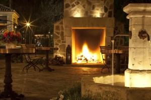 SH Fireplace