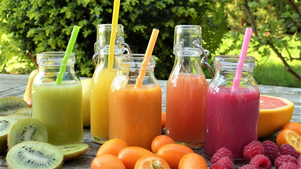 Take smoothies to avoid belly fat