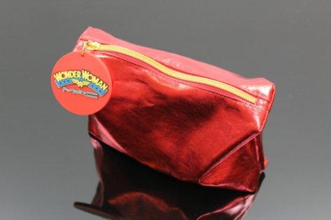 MAC Wonder Woman makeup bag