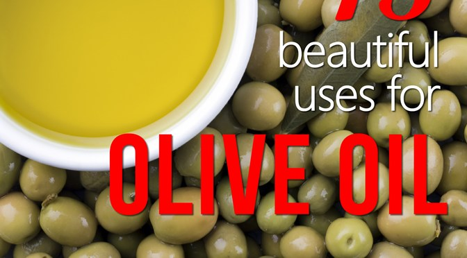 15 Beautiful Uses For Olive Oil feature