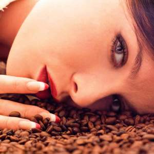 Coffee berry for beauty