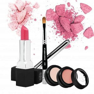 Studio Gear Holiday-Kits-Shades of Pink Eyeshadow Lipstick Set