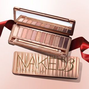 Urban Decay NAKED3 Palette Review