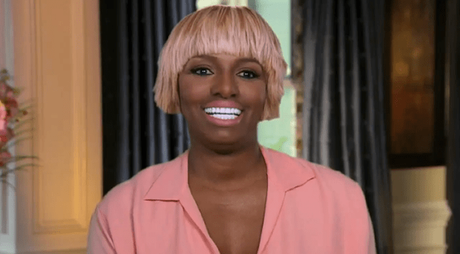 NeNe Leakes RHOA Sia Furler Haircut Wig Feature