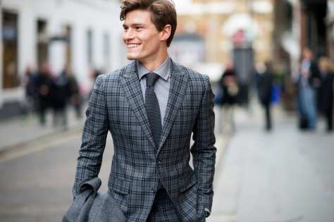 lfw-mens-street-style-2015-habituallychic man in blue gray suit