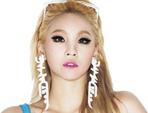 cl ombre lips kpop kbeauty