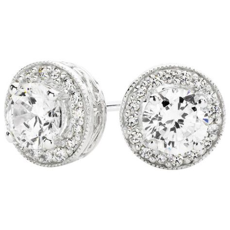 Michael Hill stud earrings