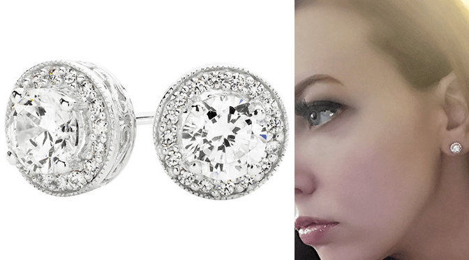 jewelry round diamond earrings investment pieces staples