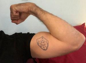 Ink box tattoo