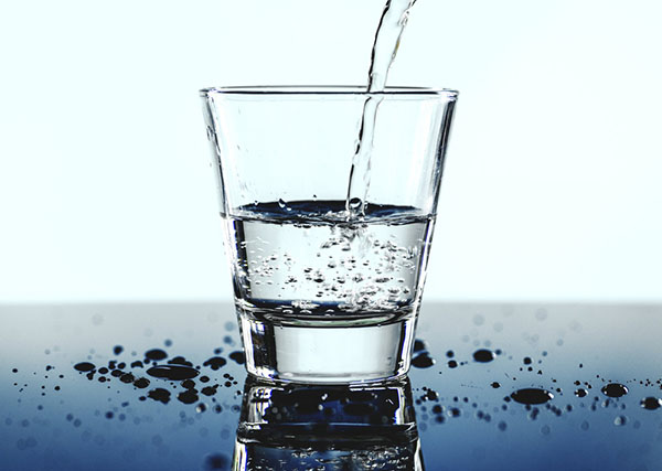 staying hydrated keeps your body feeling at its best
