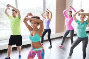 there are many types of exercise classes that make fitness lifestyle fun