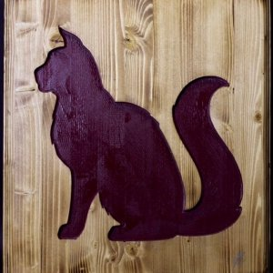 maine coon art