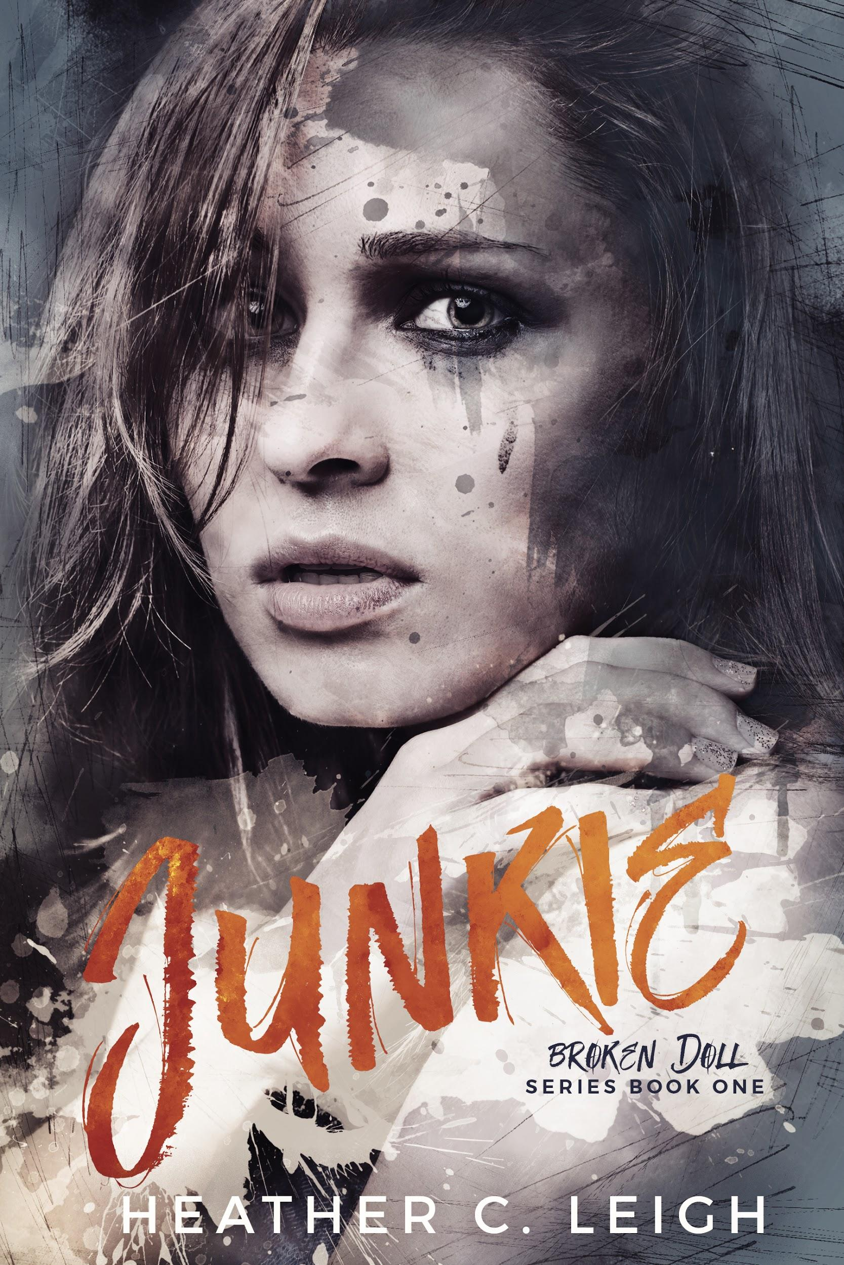 REVIEW: Junkie by  Heather C. Leigh