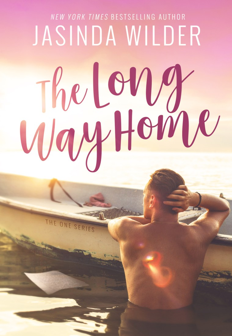 REVIEW: The Long Way Home by Jasinda Wilder