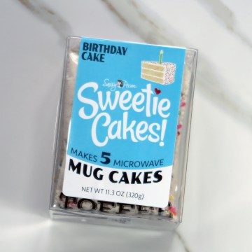 Sweetie Cakes - Birthday Cake