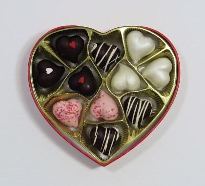 Heart Box Multi Pack Cake Truffle