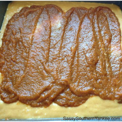 Yumkin Pumpkin Cake