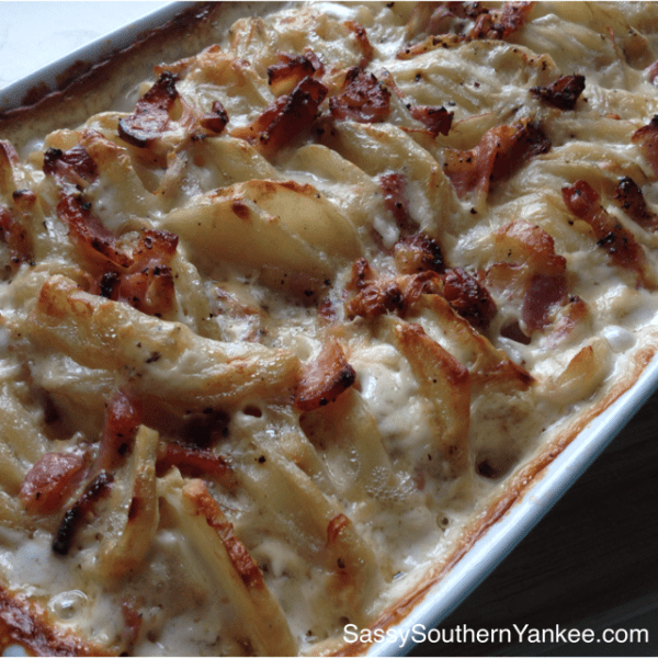 Really Good Scalloped Potatoes