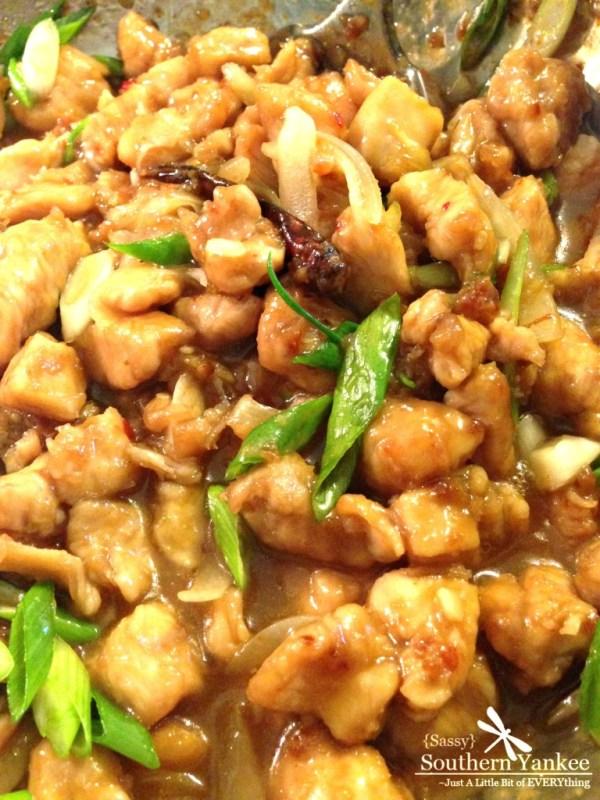Sweet Chili Garlic Honey Chicken 2