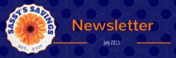 Sassys Savings Newsletter