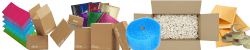 Find Shipping Supplies Easy at Sassy's Savings