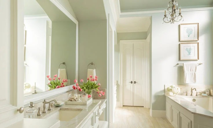 10 Simple And Beautiful Bathroom Decorating Ideas on Beautiful Bathroom Ideas  id=28597