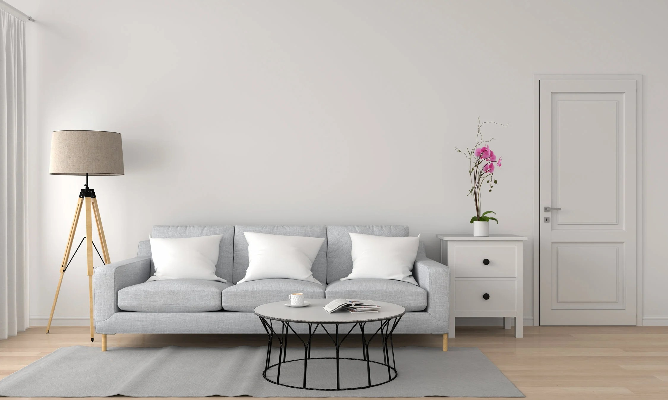 How To Easily Create The Perfect Minimalist Living Room on Minimalist Living Room  id=51334