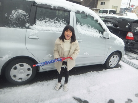 雪のため大混乱、キャンセル続出でしたがそれも仕方なし