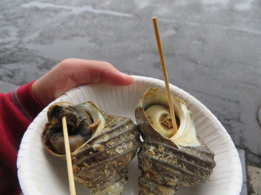 呉市市場まつりで食べまくってきました!